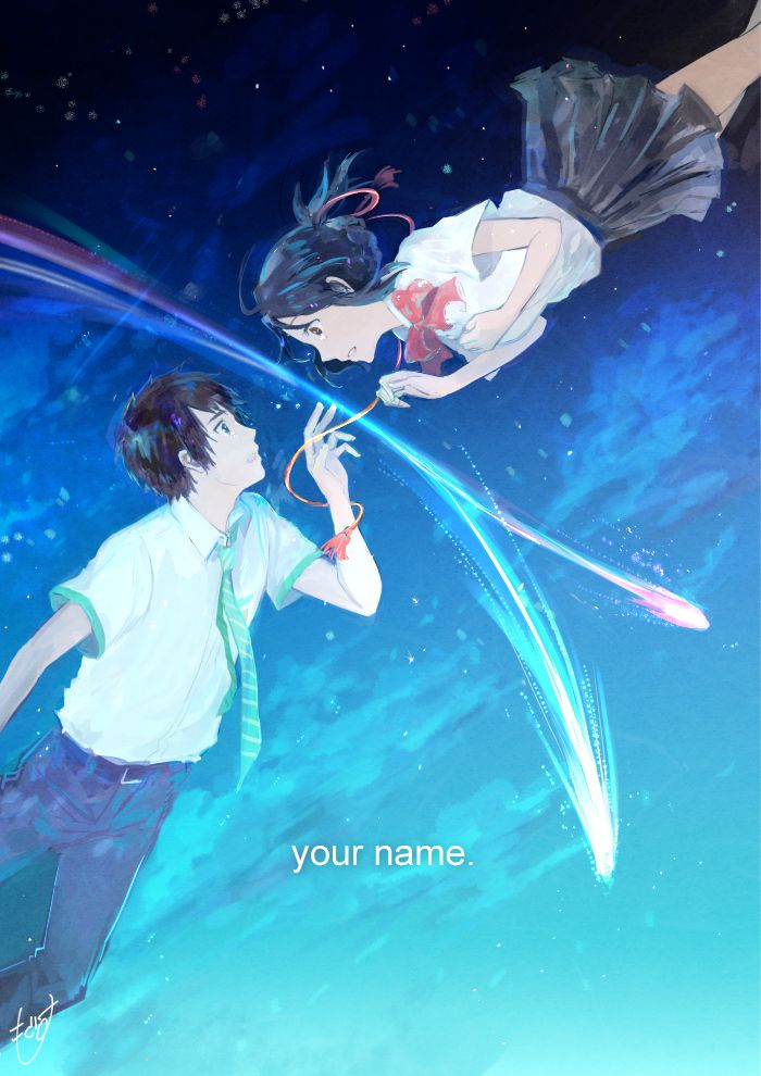 """Your Name"" 's Popularity"